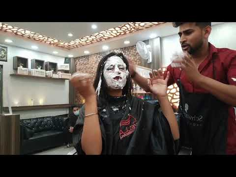 Salon Prank On Hot🔥 Girl 1St Time In India    Suren Ranga