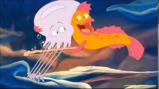 5 1 אודיו hd בת הים הקטנה בתוך הים the little mermaid under the sea hebrew