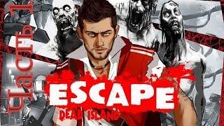 Прохождение Escape Dead Island на русском Часть 1 - Начало