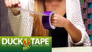 Duck Tape Crafts: Tips and Techniques