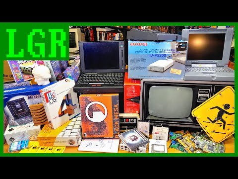 Opening 60 Packages Of Retro Tech You Sent In!