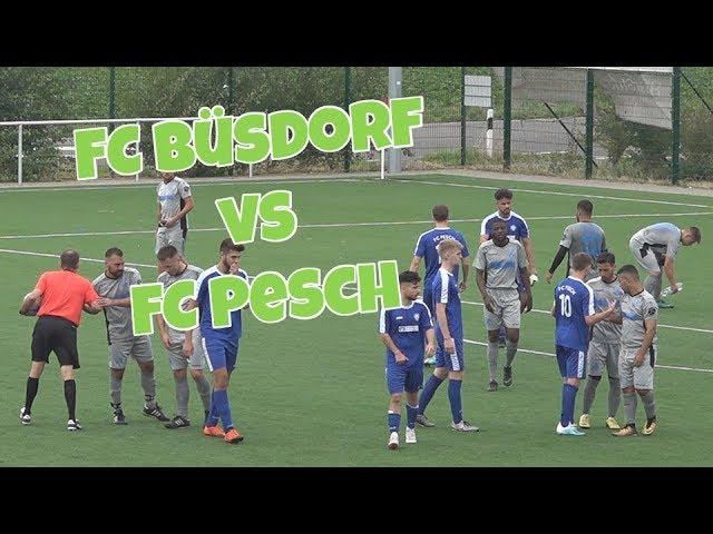 FC Blau-Weiß Büsdorf vs FC Pesch | Pass Schuss Tor