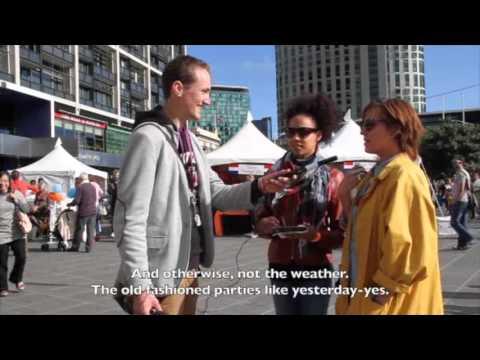 Carnaval in Melbourne and Dutch Orange Day (Dutch TV S03E09)