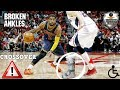 "NBA ""ANKLE BREAKERS"" Moments"