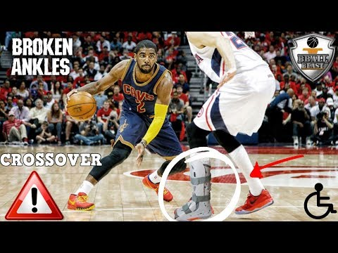 NBA 'ANKLE BREAKERS' Moments