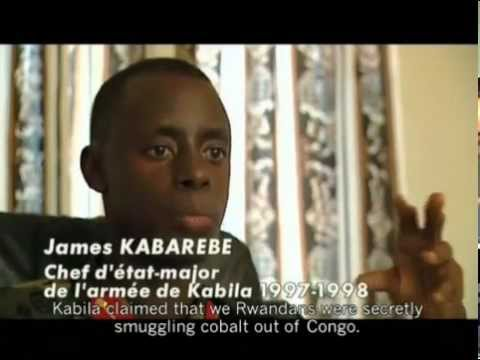 James Kabarebe speaks about his conquest of Congo