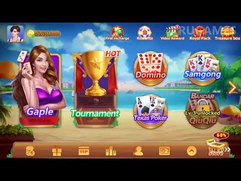 Domino Gaple 2018 - Online Game Android Gameplay