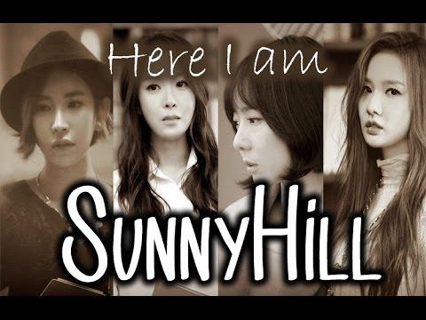 SunnyHill - Here I am [Sub esp + Rom + Han]