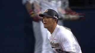 T-岡田は2回と4回にヒットを放ち、前日の2安打に引き続きマルチ安打とな...