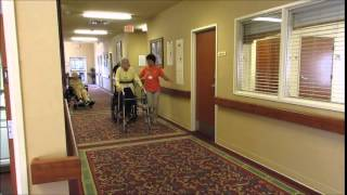 """This is How We Roll"" at Cedar Ridge Health Campus"