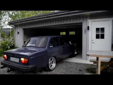 Taking my volvo 242 for a drive