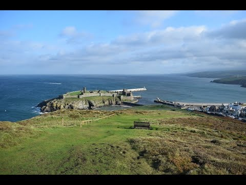 Isle of Man Travel Video - Peel, Douglas, Ramsey & Laxey