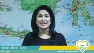 Valerina Daniel untuk Indonesia Bebas Sampah 2020