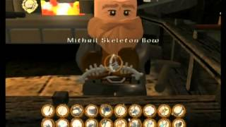 lego lord of the rings walkthrough buying mithril items 9 unlocking the blacksmith