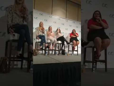 Lost Girl Clexacon Panel (FULL)