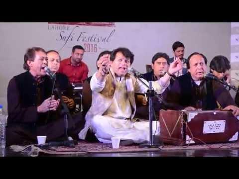 haq ali ali mola ali ali Asif Ali Khan Santoo Qawwal