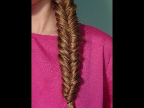 Fishtail Braid Tutorial | Tasha Farsaci