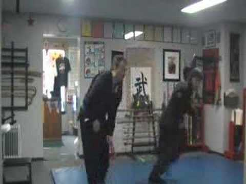 Chinese Kenpo Sumo Techniques by Black Belt Kenpo Instructor