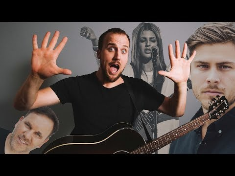 TOP 10 MOST POPULAR WORSHIP SONGS 2018
