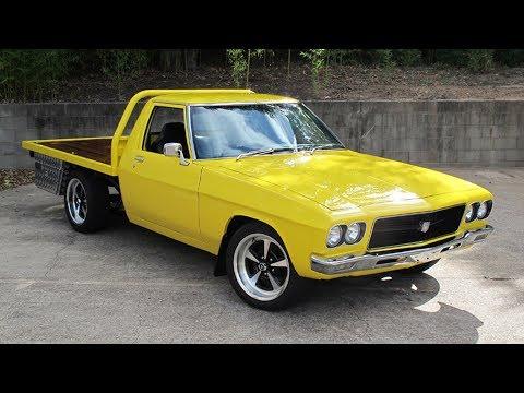【1976 Holden HJ Ute Project】►►►RESTORATION