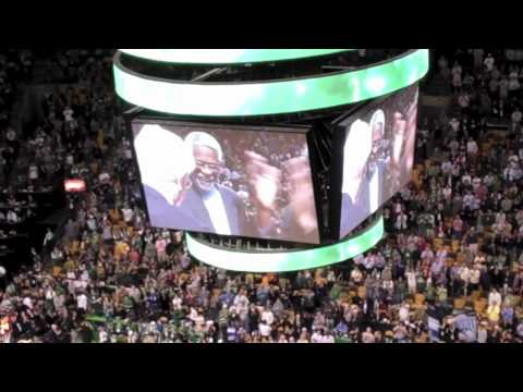 Celtics legend Bill Russell