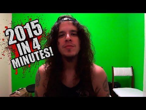 2015 in 4 minutes / 2015 en 4 minutos!!!