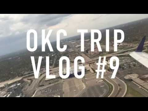 Oklahoma City Trip Vlog #9