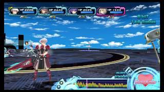 Ar Tonelico Qoga Knell Of Ar Ciel Combat Gameplay