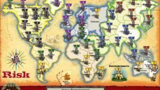 Risk Gameplay (HD)