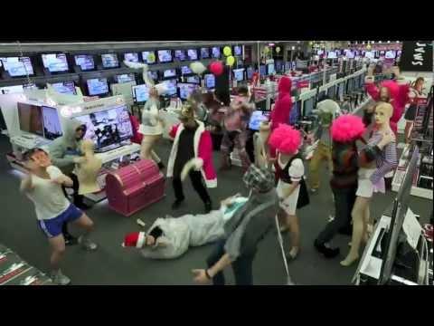 Harlem Shake Media Markt Russia
