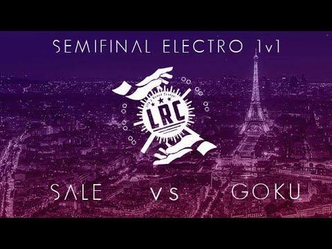 SALE vs. GOKU | SEMIFINAL ELECTRO 1v1 LRC WORLD 2018