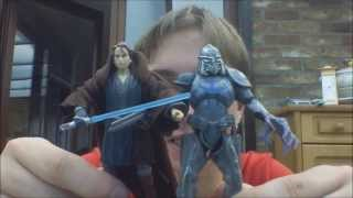 Star Wars Expanded Universe Durge & Anakin Skywalker comic pack review