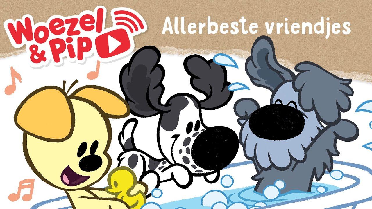 Woezel Amp Pip Liedjes Allerbeste Vriendjes Youtube