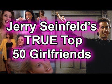 Jerry Seinfeld's Girlfriends TRUE Top 50 List - Best Of Seinfeld TV With Clips