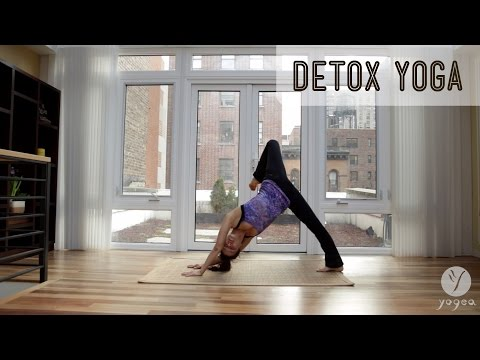 Detox Yoga Routine Part 2: Unearth & Renew (open Level)
