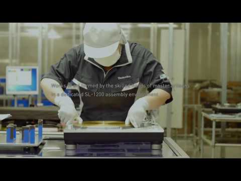The Making of The New Technics SL-1200 Turntable Mp3