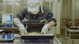 the making of the new technics sl 1200 turntable