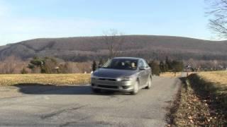 Mitsubishi Lancer SE AWC Road Test & Review by Drivin' Ivan Katz