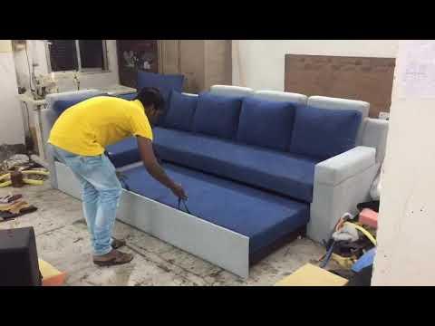 New L Shape Sofa Cumbed (7003346867) In Only Kolkata (wb)