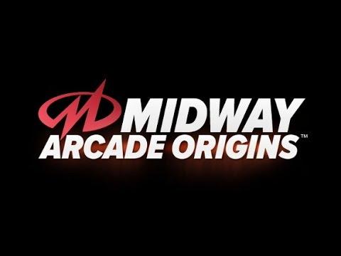 Midway Arcade Origins (Xbox 360, PS3) - Retro Flashback