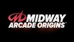Midway Arcade Origins (Xbox 360, PS3) - Retro Flashback