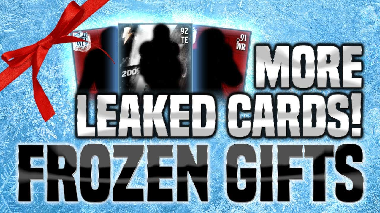 MUT 16: MORE LEAKED FROZEN GIFTS! FLASHBACKS and CAMPUS HEROES in ...