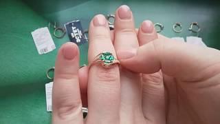 ЗОЛОТЫЕ кольца с камнями !