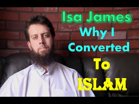 Why I Converted To Islam Australian Brother Isa James