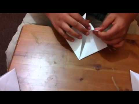 How to make a VIKING HELMET   Easy Origami out of paper Tutorial ...   360x480