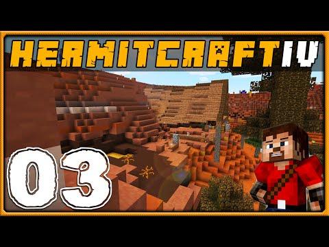 Hermitcraft 4   Minecraft Survival 1.9   Episode 3 - A Roof At Last!