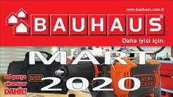 BAUHAUS MART 2020 KATALOĞU İNDİRİMLİ ÜRÜNLER KATALOĞU