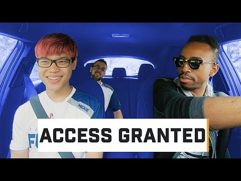 Dallas Fuel's Mickie and HarryHook: Access Granted