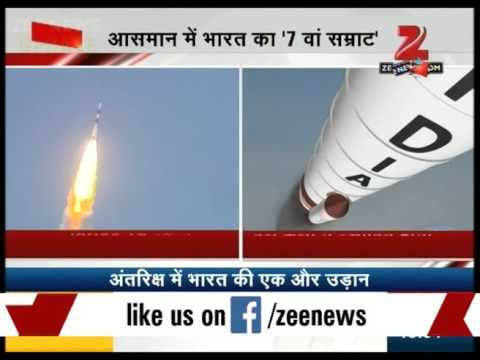 ISRO successfully launches IRNSS-1G into the orbit