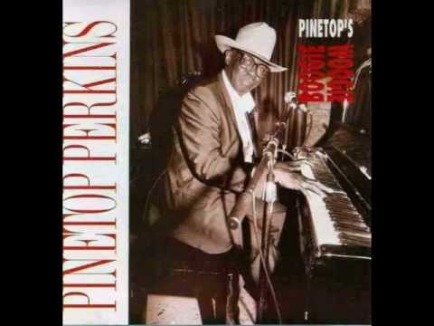 Pinetop Perkins - Sunny Road Blues